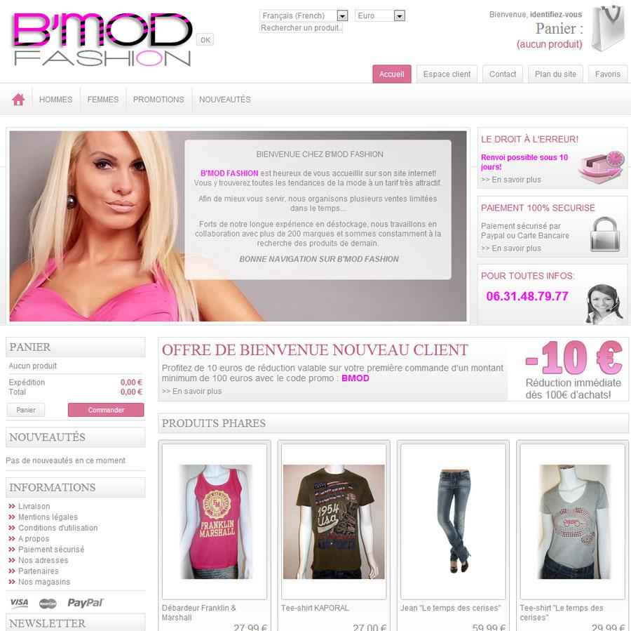 B'MOD Fashion